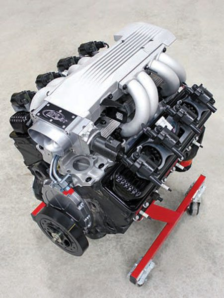 The 1985 L98 engine was a hit among modern enthusiasts. These TPI engines were a big leap forward in fuel management technology and remain popular today.