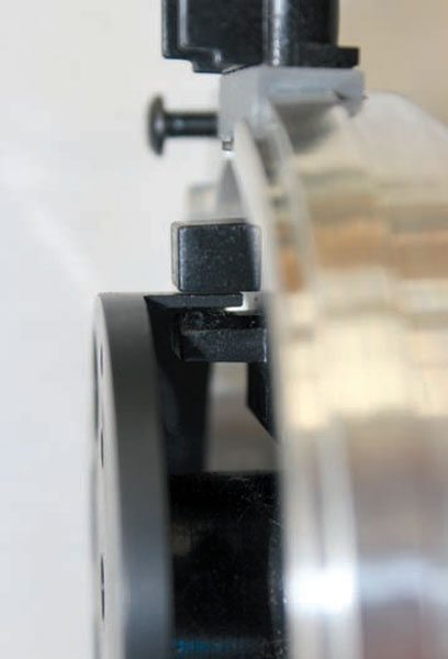 The Vortec V-6 and Vortec V-8 distributors contain a CMP sensor that gets its signal from a reluctor pressed onto the distributor shaft. This half-moon reluctor passes through the CMP sensor to return a 50-percent duty-cycle signal to the PCM that indicates the stroke (intake or exhaust) for any given cylinder.