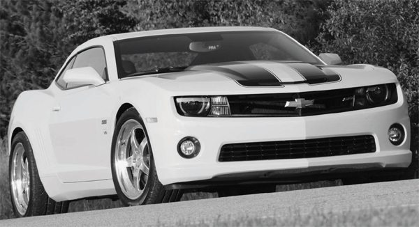 The relative ease of installation and tuning, as well as the limited impact on other factory vehicle systems, makes a bolt-on supercharger an increasingly cost-effective alternative to a custombuilt engine. That's exactly what Berger Chevrolet did with the latest versions of its limited-production Berger Camaros. On its fourth-generation models, the dealership sourced custom, 500-hp, naturally aspirated engines that cost much more to build and install than the Magna Charger kits used on its fifth-generation cars.