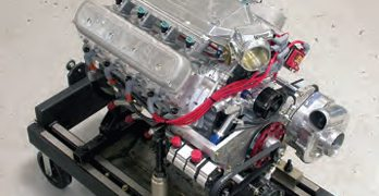 Gen III (3) LS 1200 Horsepower, 387-Cubic-Inch C5R Power Guide