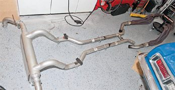 Camaro and Firebird LS Swap: Exhaust and Induction Guide