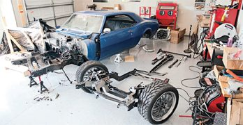 Camaro and Firebird LS Swap: Chassis and Suspension