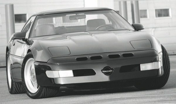 A pair of intercooled turbos was adapted to the classic Chevy small-block V-8 to power the Callaway Twin Turbo Corvette. The system was well integrated and the base 5.7-liter engine was upgraded with lower-compression pistons and heavy-duty rotating components to support the load of the turbochargers. It was a combination that increased horsepower about 50 percent over the stock Corvette's rating.