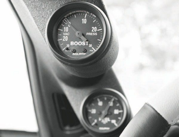 A look at hardware of a typical aftermarket gauge shows they are relatively uncomplicated in what it takes to install them. The larger task involves installing the necessary sensor or sender on the engine or exhaust system to drive the gauge's readout.
