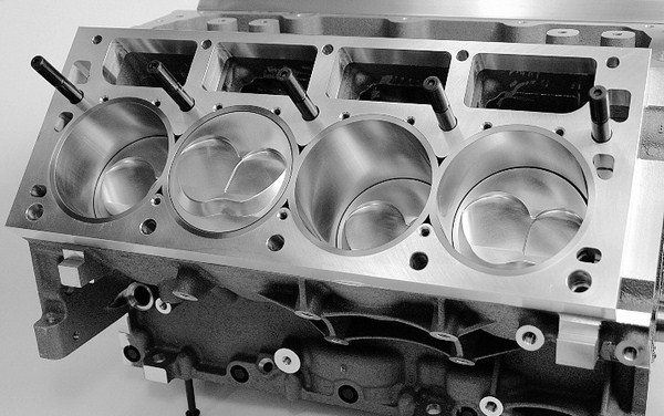In addition to increasing deck height, the ERL deck plate also reinforces the top of the cylinder bores. Although some may question the durability of a block based on a stock LS2 casting, the Super Deck II has held up just fine in many race motors pushing close to 2,000 hp.