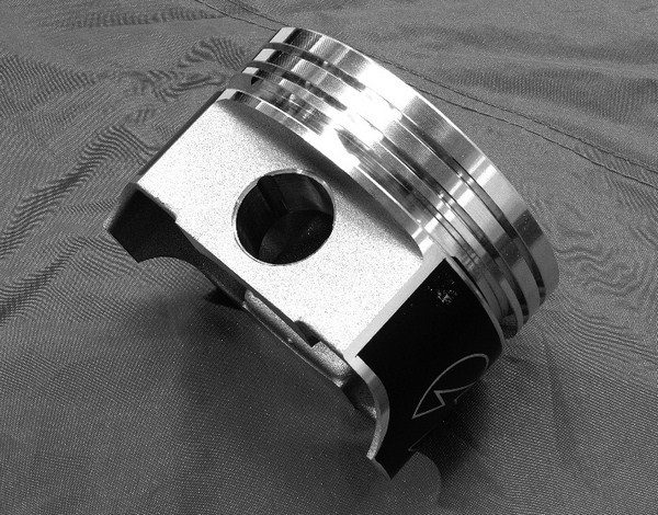 Companies, such as Speed-Pro and Keith Black, offer economical hypereutectic pistons in a large variety of bore diameters. At about $300 for a set of eight, they're stronger than stock castings and work well in naturally aspirated street motors.