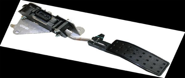 The 2004–2005 Cadillac CTS-V accelerator pedal assembly is unique. What is worth noting for Gen IV systems is that this pedal assembly uses the same housing (but a different harness connector) as some of the common LS-series applications (such as LS2 Trailblazer SS and Chevrolet Performance LS2/LS3/LS7 kits).