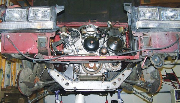 LS SWAPS: Engine and Driveline Guide