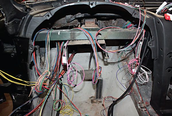 custom wiring harness for s10 ls swaps wiring harness and wiring guide  ls swaps wiring harness and wiring guide