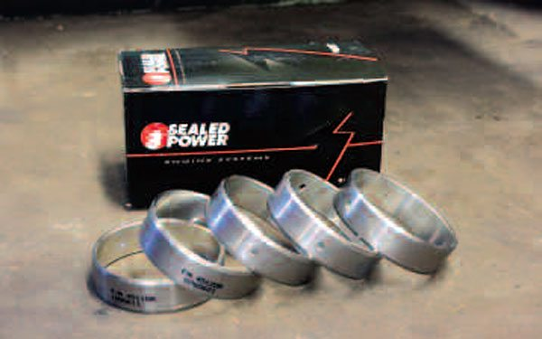 Sealed Power is also a good source for cam bearings. Though selecting a set is relatively simple, the one hiccup is that LS engines used different size cam bearing bores in the block. So before buying a set, you'll need measure your block's bearing bores with a dial bore tool (or better yet, have your machine shop measure them for you). Also see Chapter 5.