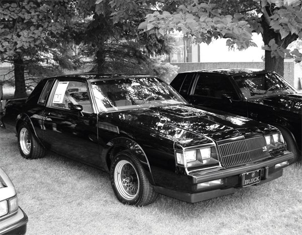 Turbocharged and intercooled 1986-1987 Buick Grand Nationals also featured electronically controlled fuel injection, ushering in the modern era of turbocharged performance for a new generation of enthusiasts.