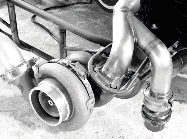 Logically, the larger the size of the turbocharger, the more air it can push. However, the larger the turbo, the greater the chance for lag (the delay between the time the throttle is opened and the turbo spools enough to generate boost). Regardless of the size of the turbo, heat is a byproduct that must be dealt with to optimize performance and prevent engine damage.