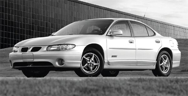 General Motors helped kick off the new era of efficient street supercharging with the introduction of the 3800 Series II Supercharged V-6. It powered the popular Pontiac Grand Prix GTP (seen here), the Buick Regal GS and, later, the Chevy Monte Carlo SS and Impala SS. (Photo courtesy General Motors)