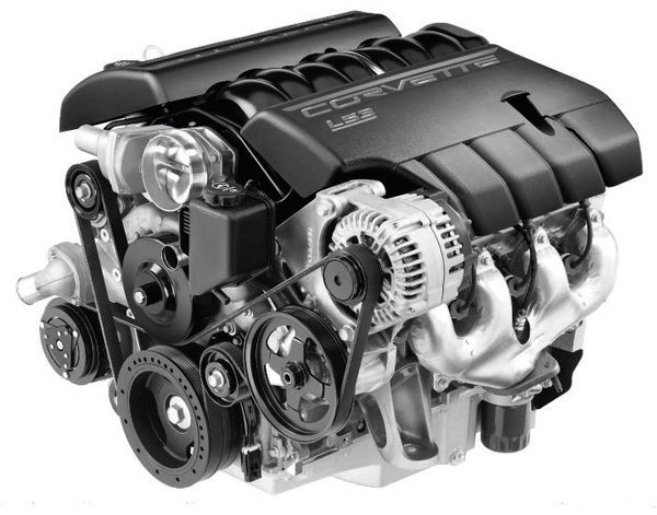LS3 6.2-liter Gen IV. (Photo courtesy General Motors)