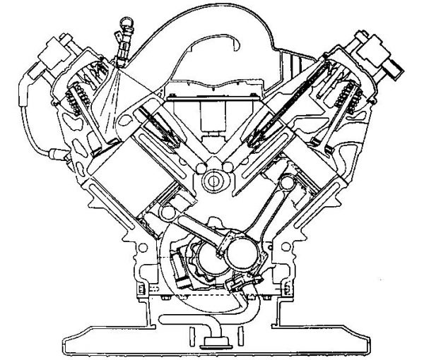 History Of The Gen Iii Ls1 V 8 Engine Ls Engine Diy