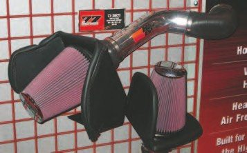 The aftermarket air tube/openelement air filter setup is probably one of the most popular modifications made to Gen III-powered vehicles.