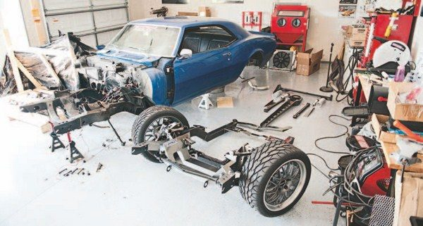 Camaro and Firebird LS Swap: Chassis and Suspension • LS Engine DIY