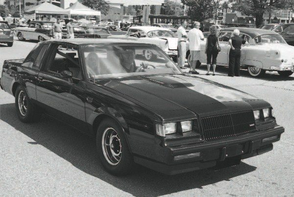 General Motors experimented with turbocharging in the early 1960s, and perfected it in the mid-1980s by combining it with electronic fuel injection. The turbocharged and intercooled V-6 engine of the 1986–1987 Buick Grand National outperformed most V-8s when new.