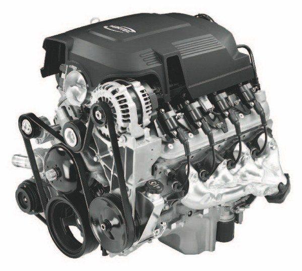 L94 Vortec 6.2-liter Gen IV. (Photo courtesy General Motors)