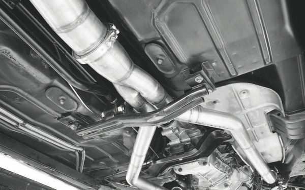 A high-flow, restriction-free exhaust system can reduce turbo lag, although street enthusiasts have to balance low restriction with legal sound compliance. Fortunately, turbo systems can mute some of the loudness of an engine, so there's more room to play with when it comes to implementing a free-flowing exhaust system that won't draw the ire of neighbors or the ticket books of police officers.A high-flow, restriction-free exhaust system can reduce turbo lag, although street enthusiasts have to balance low restriction with legal sound compliance. Fortunately, turbo systems can mute some of the loudness of an engine, so there's more room to play with when it comes to implementing a free-flowing exhaust system that won't draw the ire of neighbors or the ticket books of police officers.