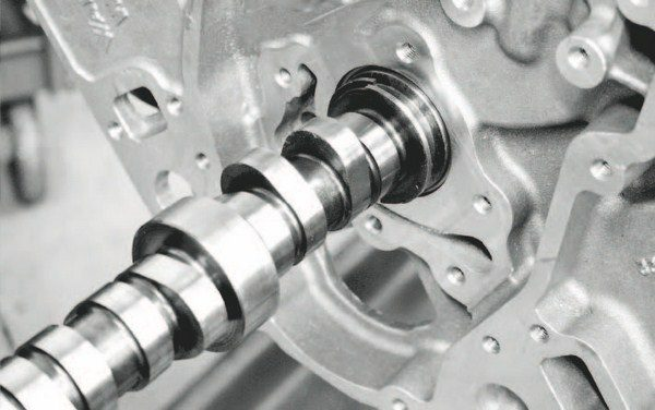 A solution to the longtime debate between high-power street/strip and racing-oriented engines is the use of a hydraulic-roller camshaft versus a solid-roller cam. As with normally aspirated engines, a hydraulic roller cam is suitable for high-power street and street/strip engines. It's not until the engine is expected to turn extremely high RPM and the cam's lift specs reach the .750-inch range (and higher) that the more positive valvetrain actuation offered by a solid roller is required.