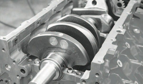 A Callies internally balanced, 4340- forged-steel crankshaft complements the LSX block's 4.125-inch bores with a 3.750-inch stroke, for a grand total of 401 ci.