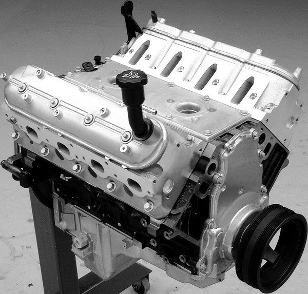 Good things can come in small packages. One of the easiest and most affordable stroker LS engine combos you can build is a simple 383 that combines a 3.905- inch bore and a 4.000-inch stroke. This can be achieved with either a 5.7L LS1 block or a 5.3L iron unit. Fitted with a camshaft with 230 to 240 degrees of intake duration at .050-inch lift and 300- cfm cylinder heads, a little 383 can easily produce 550-plus hp.