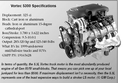 The LS Engine Family - Building Big-Inch LS Engines • LS
