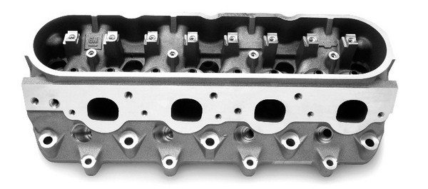 GMPP offers several versions of its LSX cylinder heads. Common features among them include .625-inch-thick decks, thicker port walls, and a six-bolts-percylinder bolt pattern. Port and chamber designs are based on the L92 castings.